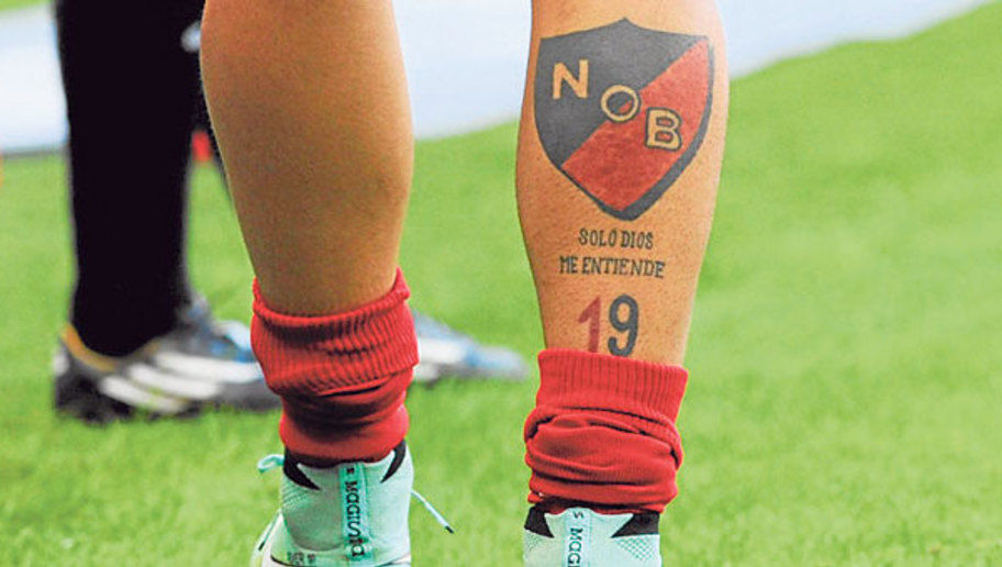 Jugadores E Hinchas Los Mejores Tatuajes Del Fútbol Argentino 90min