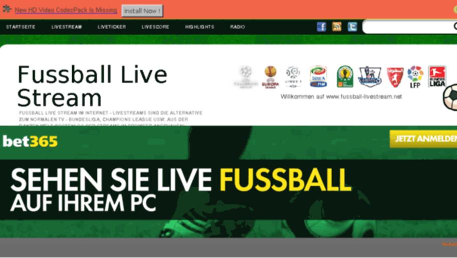 Fußball Live Stream Seiten
