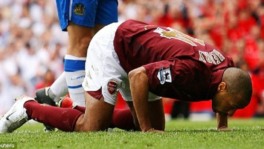 Image result for Thierry Henry Muslim
