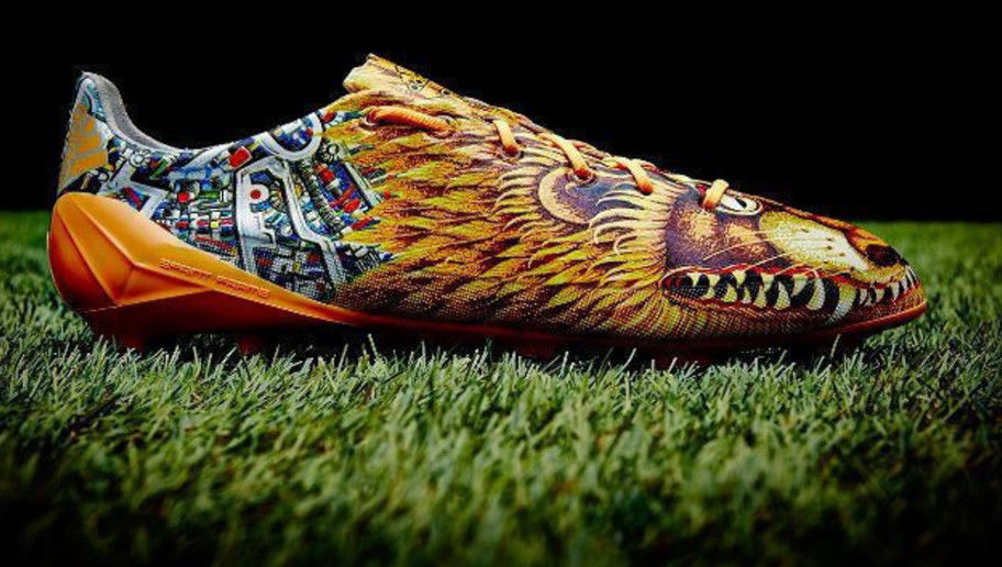 goditi il miglior prezzo vari design colore n brillante Le 8 scarpe da calcio più sorprendenti al mondo | 90min