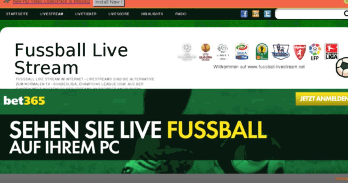 Stream Seiten Fussball