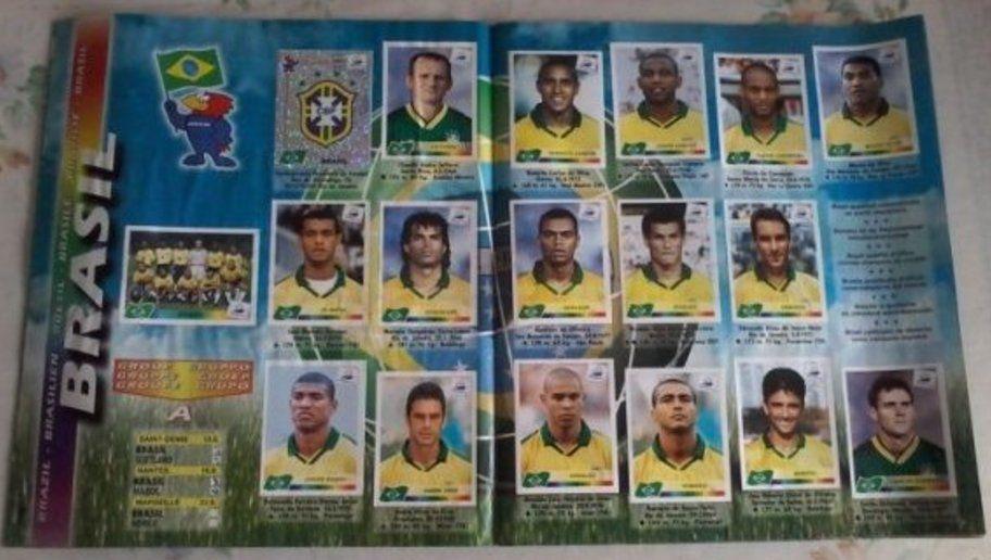 Insolite combien valent vos albums de coupe du monde - Combien gagne le vainqueur de la coupe du monde ...