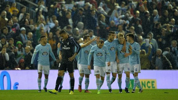 Celta Vigo v Real Madrid - Copa Del Rey Quarter-final: Second Leg
