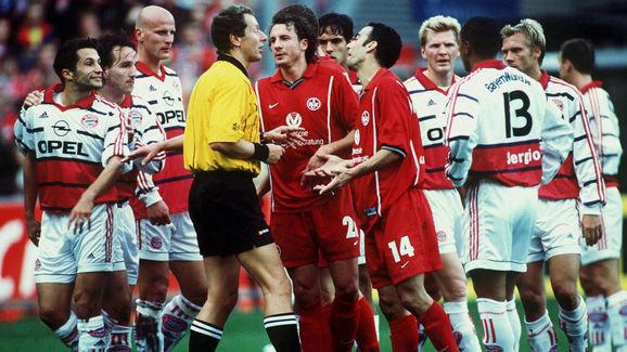 1. FC KAISERSLAUTERN - FC BAYERN MUENCHEN 0:2