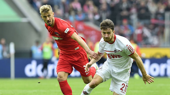 1. FC Koeln v 1. FC Heidenheim 1846 - Second Bundesliga