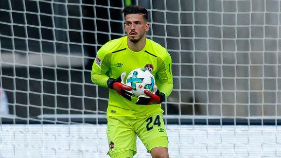 1. FC Nuernberg v Fortuna Duesseldorf - Second Bundesliga