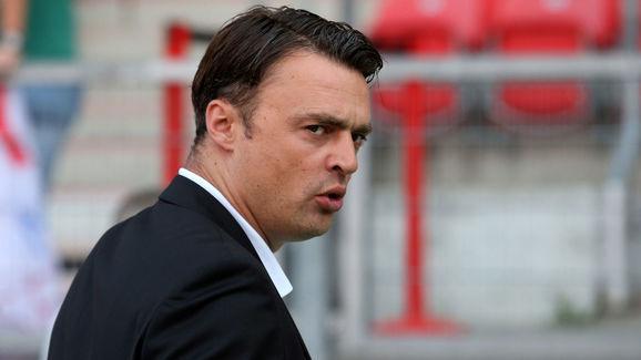 Sport-Vorstand Robert Palikuca