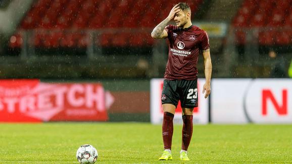 1. FC Nuernberg vs. Bayer 04 Leverkusen - 1. Bundesliga