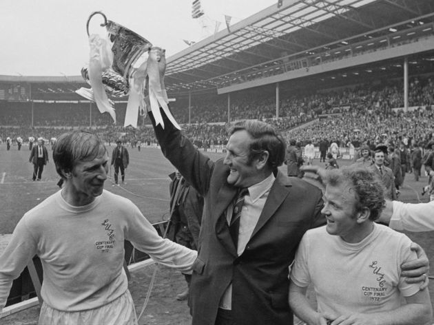 Paul Reaney,Don Revie,Jack Charlton,Billy Bremner