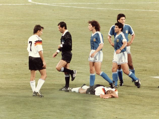 1990 FIFA World Cup Final: West Germany v Argentina