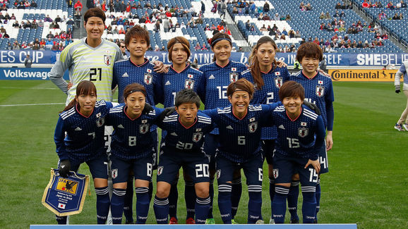 2019 SheBelieves Cup - Brazil v Japan