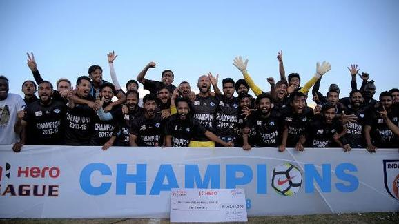 Minerva pipped Neroca FC, Mohun Bagan and East Bengal to the crown