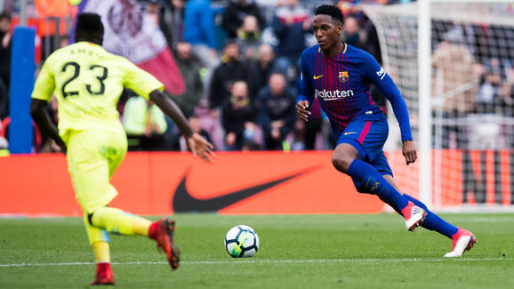 Barcelona v Getafe - La Liga