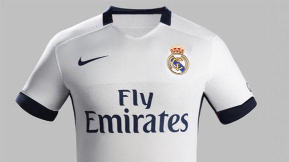 Áo đấu Real Madrid Nike