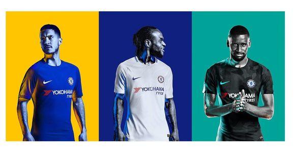 Chelsea Nike áo đấu