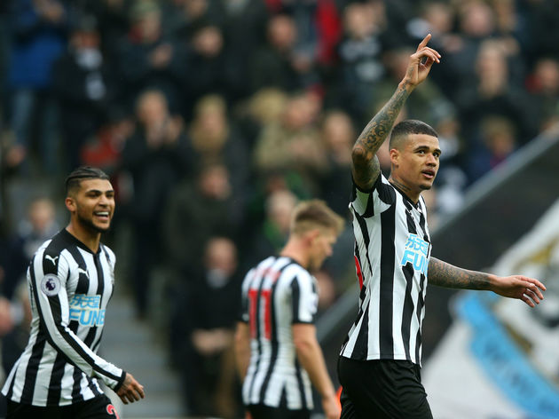 Newcastle United v Southampton - Premier League