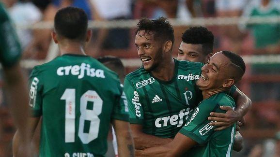 Scarpa Palmeiras 2018
