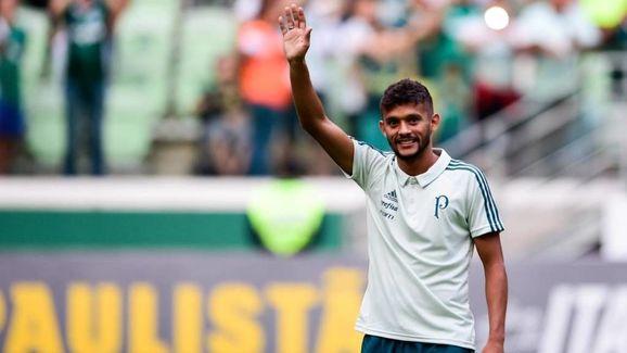 Gustavo Scarpa Palmeiras 2018