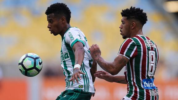 Fluminense v Palmeiras - Brasileirao Series A 2017