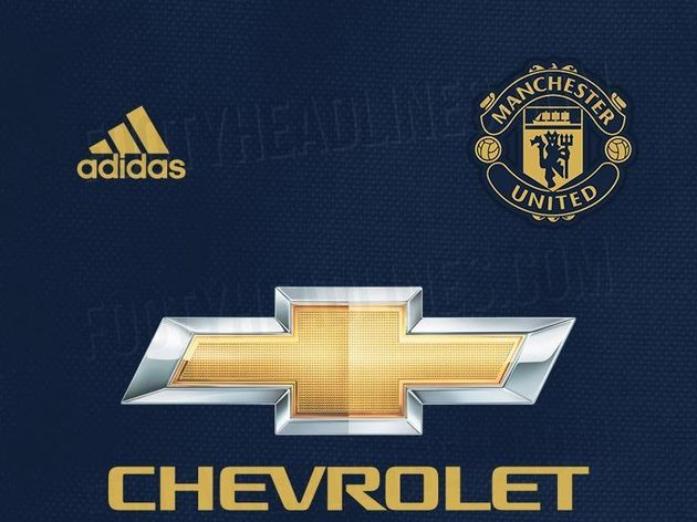 Manchester United 3rd kit - Footy Headlines