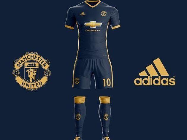 Manchester United 3rd kit - emdesign11