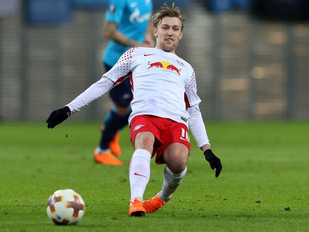RB Leipzig v Zenit St Petersburg - UEFA Europa League Round of 16: First Leg