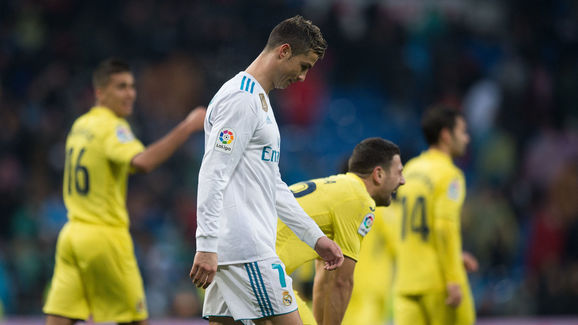 Real Madrid v Villarreal - La Liga