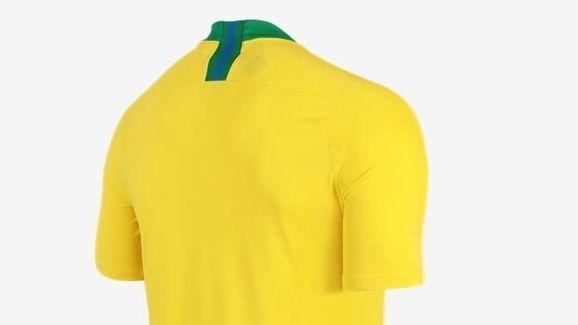 b6ac914eff Nike lança oficialmente coleção uniformes da Seleção para a Copa do Mundo