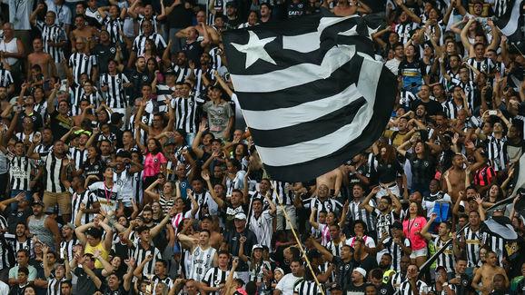 Botafogo v Cruzeiro - Brasileirao Series A 2017