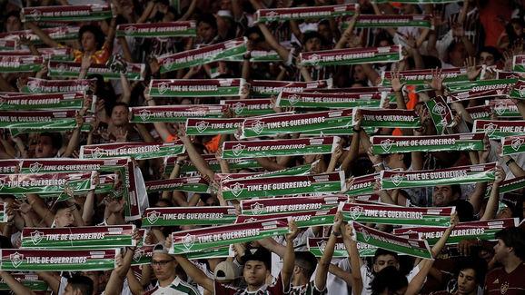 Fluminense v Sao Paulo - Brasileirao Series A 2017