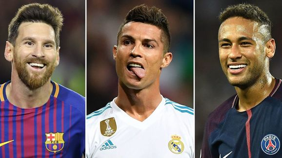 FBL-FIFA-NEYMAR-RONALDO-MESSI-AWARD