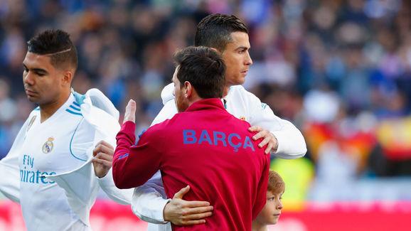 Real Madrid v Barcelona - La Liga