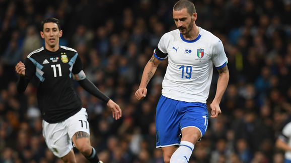 Italy v Argentina - International Friendly