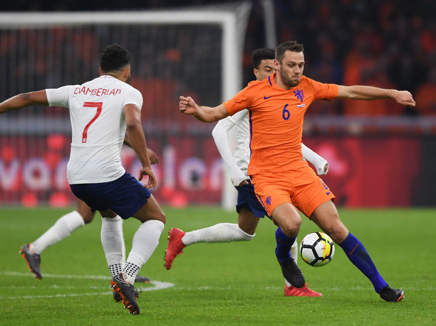 Netherlands v England - International Friendly