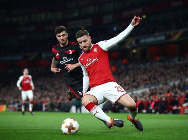 Arsenal v AC Milan - UEFA Europa League Round of 16: Second Leg