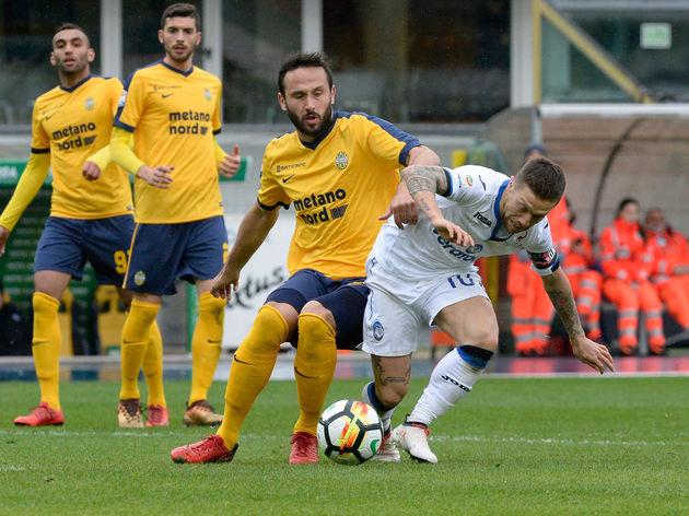 Hellas Verona FC v Atalanta BC - Serie A