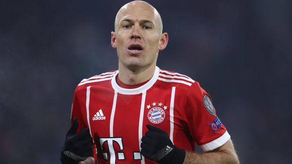 Bayern Muenchen v Besiktas - UEFA Champions League Round of 16: First Leg