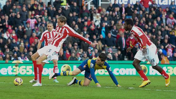 Stoke City v Arsenal - Premier League