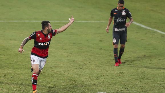 Flamengo v Corinthians - Brasileirao Series A 2017