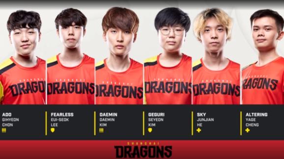 Geguri Makes Overwatch League Debut For Shanghai Dragons Ht Media