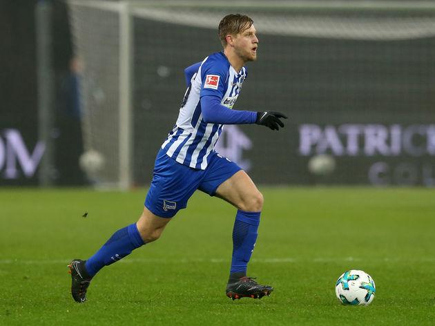 Hertha BSC v VFL Wolfsburg - Bundesliga