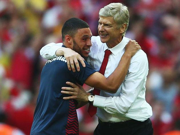 Jurgen Klopp Claims Alex Oxlade-Chamberlain 'Loved' Arsene Wenger During Time at Arsenal
