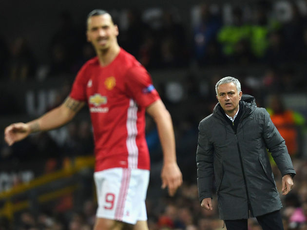 Zlatan Ibrahimovic Claims Mourinho & Man Utd Will Be 'Pumped' to Delay City Title Party