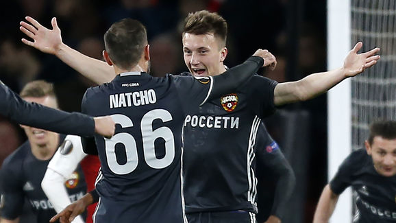 Arsene Wenger Fails to Rule Out Summer Move for CSKA Moscow Starlet Aleksandr Golovin