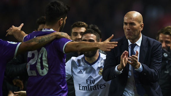 Sevilla v Real Madrid - Copa del Rey: Round of 16 Second Leg