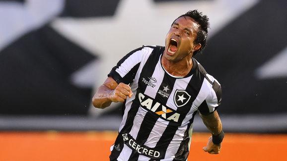 Botafogo v Atletico Mineiro - Brasileirao Series A 2016