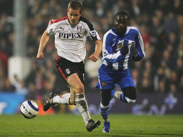 Fulham v Wigan Athletic