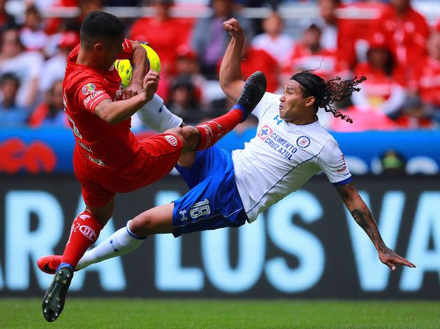 Toluca v Cruz Azul - Torneo Clausura 2018 Liga MX