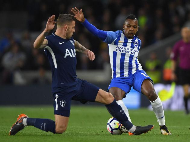 Brighton and Hove Albion v Tottenham Hotspur - Premier League