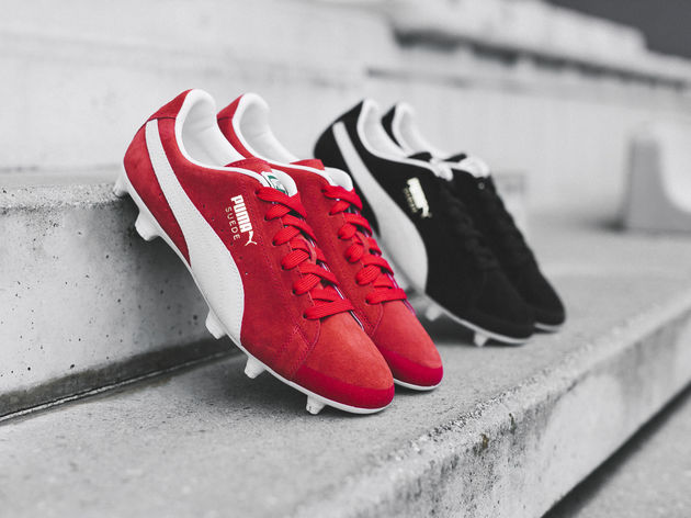 c120ba2d583a3d PUMA Launch New Suede Football Boots to Honour 50th Anniversary of ...